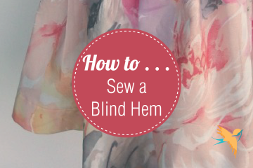 how to sew a blind hem thumbnail