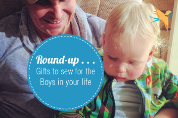 Gifts to sew for boys