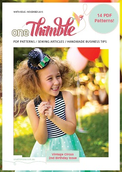 One Thimble Issue 9 Out Now