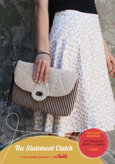 The Statement Clutch Stand Alone Cover