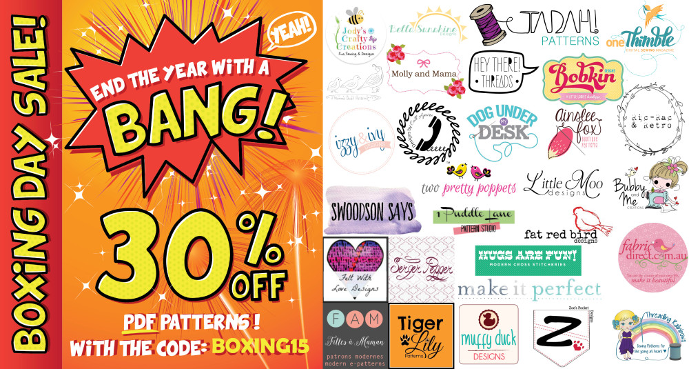 Boxing Day sale 2015 - participating businesses