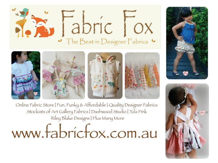 Fabric Fox advert