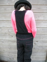 Playproof Dungaree by Serger P
