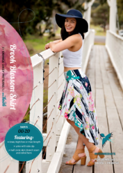 Brook Blossom Skirt Stand Alone Cover