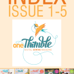 One Thimble Issue 1-5 Index