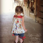 Oh sew Precious - BT Tunic - Back