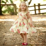 Sew Darn Ezy - Posey Dress - floral