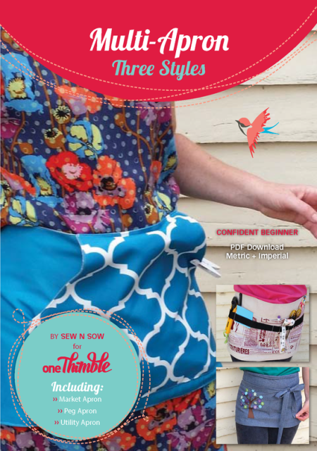 Multiapron Pattern Cover