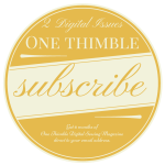 One Thimble 2 digital issues subscribe