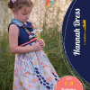 Hannah Dress PDF Pattern Cover