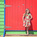 Tropical Bells Beach Dress