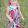 Sew Darn Ezy Hannah Dress