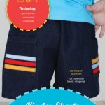Kinder Shorts Pattern Cover