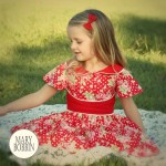 Mary Bobbin Sewn Alyss Dress