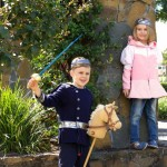 Prince & Princess Hoodie sewing pattern by Tigerlily Patterns