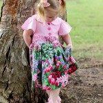 Horris & Deedle sewn Alyss Dress