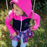 Princess Hoodie by Tigerlily Patterns