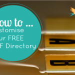 How to Further customise your Pattern Directory