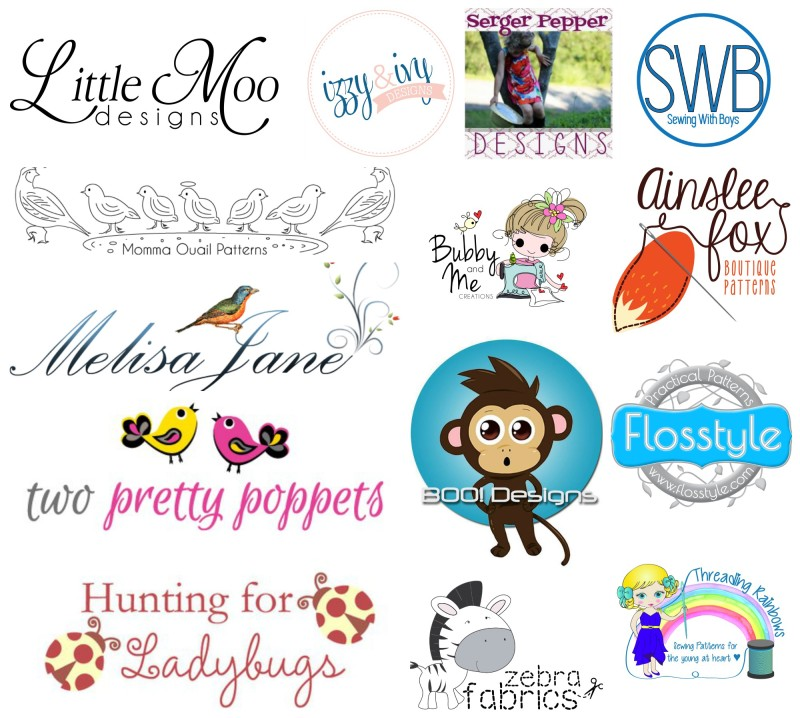 Donating Business Logos #love2sewot