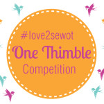 #Love2sewOT Competition Winners!
