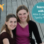 Interview with Abbie & Jenna from Tigerlily Patterns