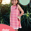 Amber Swing Dress PDF Cover