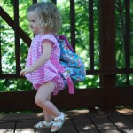 Little Collector Backpack - sewn by Harper Creek Boutique