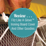 Fitz Like A Glove™ Ironing Board Cover And Other Goodies