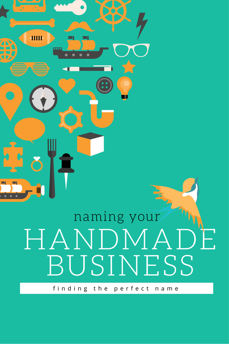 Naming your handmade business