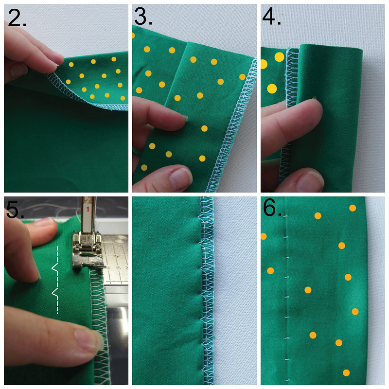 How to Hem Stitch