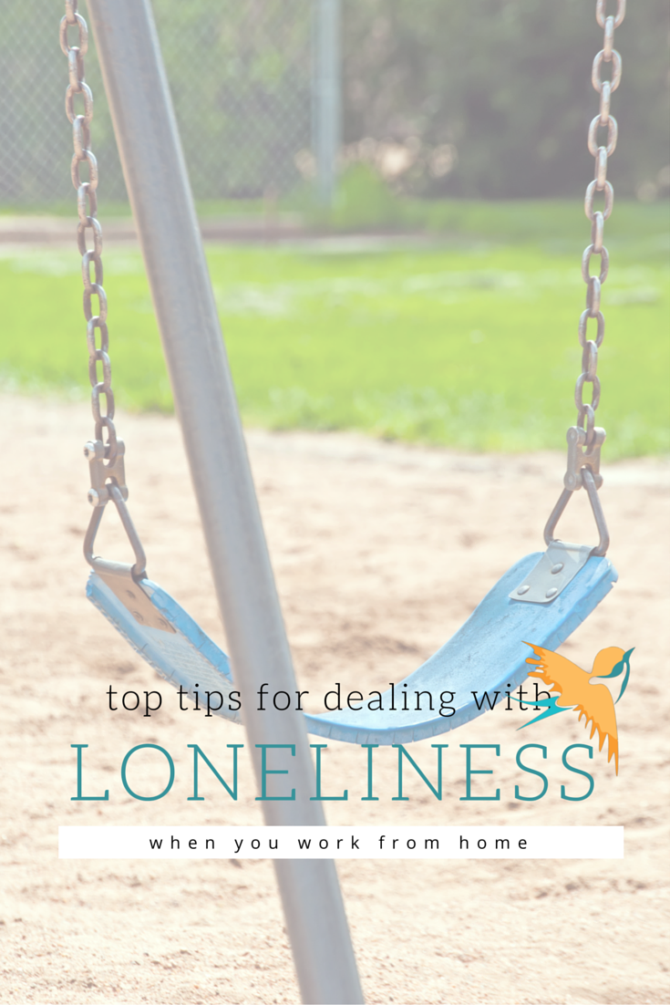 Top Tips for dealing with loneliness