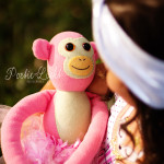 Cheeky Monkey Softie in One Thimble Issue 9