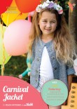 Carnival Jacket Stand Alone Cover
