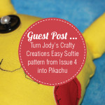 Easy Softie Pattern Hack