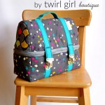 Adventure Case sewn by Twire Girl Boutique