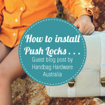 How to install push locks