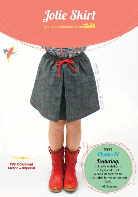 Jolie Skirt Stand Alone Cover