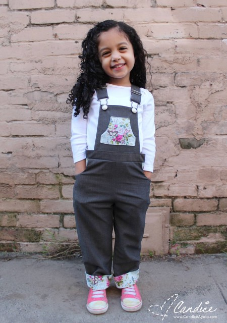 Playproof Dungaree by Serger Pepper Designs, sewn by Candice Ayala (1)