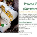 Requirements Pretend Play Adventure Kit