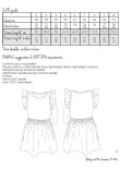 Willow Dress size guide