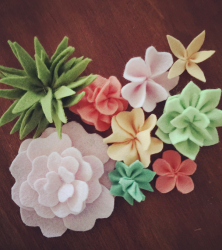 Coco Flower Crown Flowers