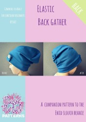 Elastic Back Enid Beanie Add on