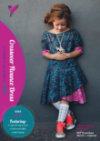 Cross Over Flounce Dress Stand Alone Cover