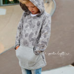 Marty Hoodie by Ainslee Fox Boutique Patterns