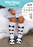 Wild Things Baby Shoes Stand alone cover