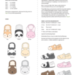 Wild Things Shoe requirements and sizing