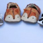 Wild Things Baby Shoes - zoo - Sewn by Miranda