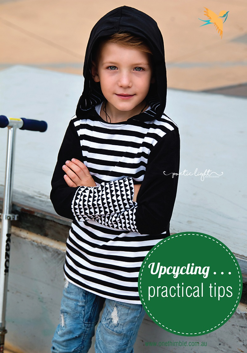 Upcycling practical tip
