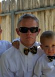 Paraplu Bow tie pattern available in 5 sizes