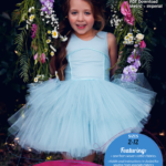 Azure Party Dress Stand Alone Cover
